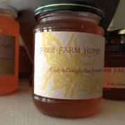 Free Farm Honeybee Label